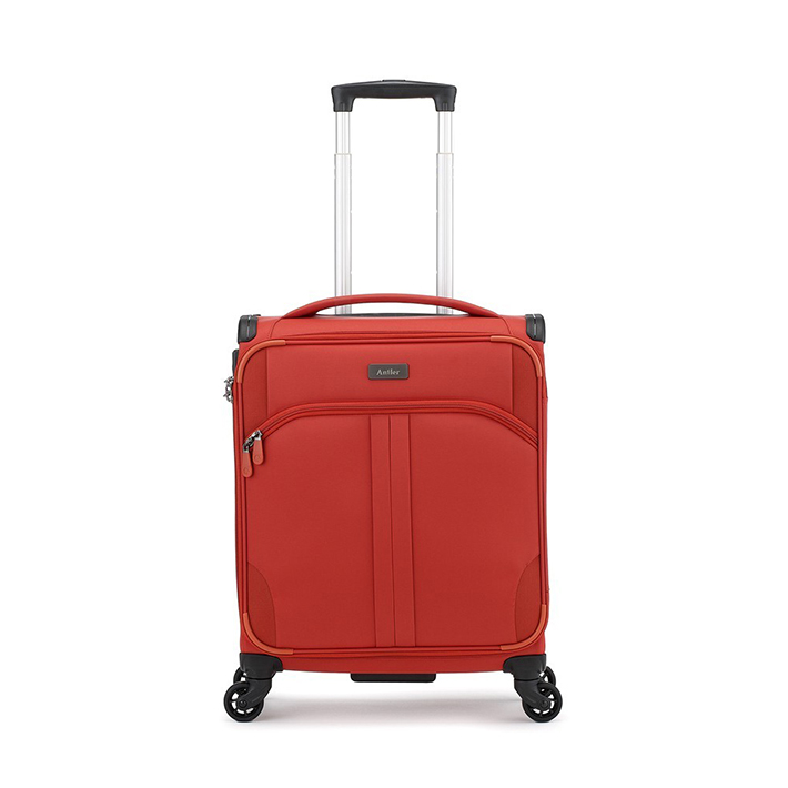 Antler Aire C1 Cabin Suitcase - Red - 01